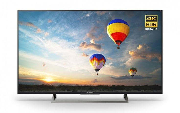 NEW Sony 55 Inch 4K Ultra HD HDR Smart Android LED TV / 2017 Model | XBR-55X800E