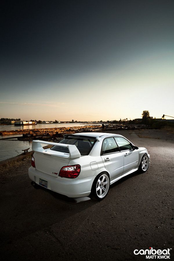 Fuji Heavy Industries - Subaru - Impreza - WRX - STi.Love these cars please check out my website thanks. www.photopix.co.nz