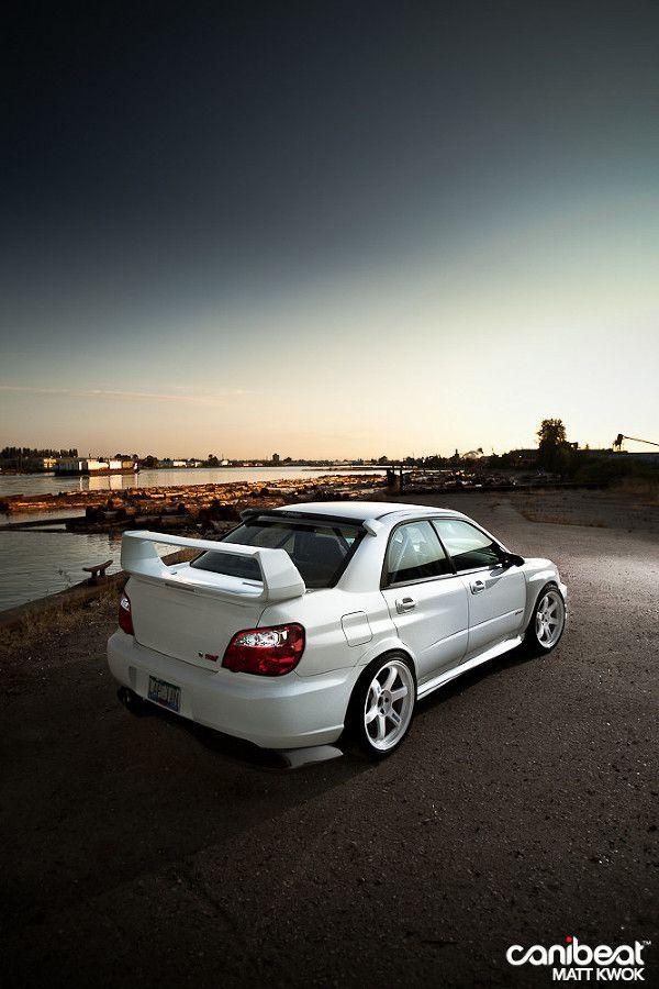 Fuji Heavy Industries - Subaru - Impreza - WRX - STi