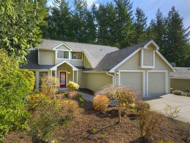 Adorable well maintained home in the desirable Poulsbo area. This custom built home has only had one owner. Youll love the mature landscaping (no lawn to mow) the high ceilings in the living and dining room and the master on the main floor. The newer deck on the back is the perfect place to enjoy your morning cup of coffee or summer BBQs. The location is close to downtown Poulsbo and is a quick drive to Silverdale. Quiet neighborhood.