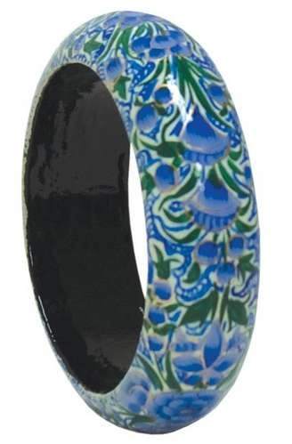 Thick Bangle Bracelet picture