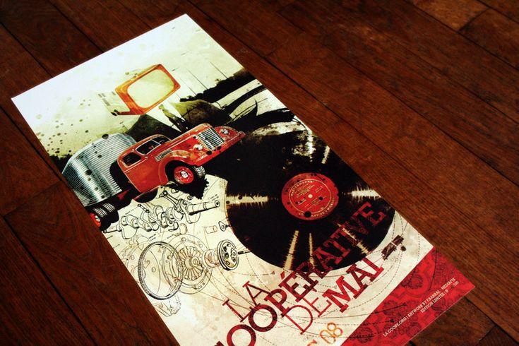LA COOPÉRATIVE DE MAI  via http://www.fabienbarral.com