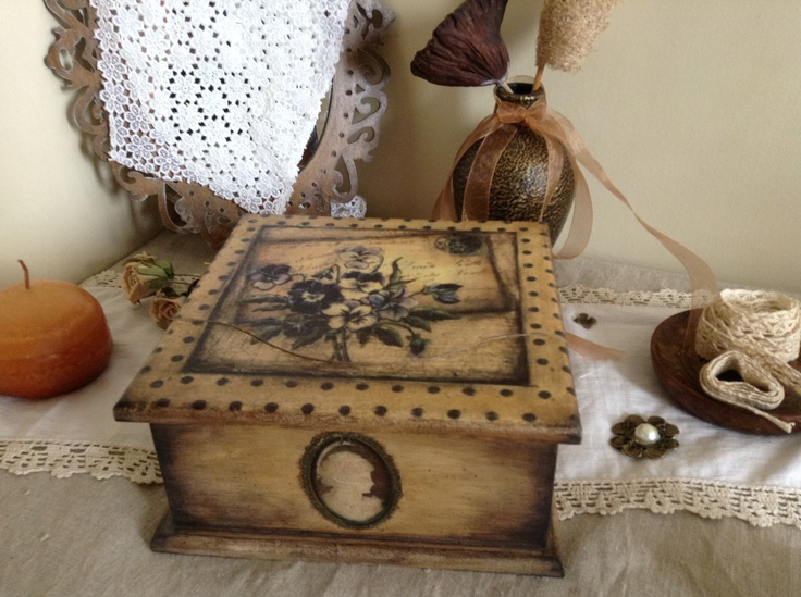 Kutija za nakit / Jewelry box