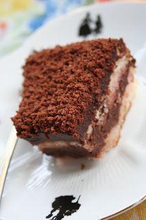Trühvlitort. Truffle cake. By Kaare @ Koopatibi