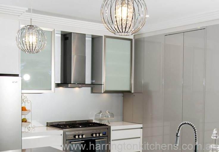 Polyurethane Kitchens - Harrington Kitchens