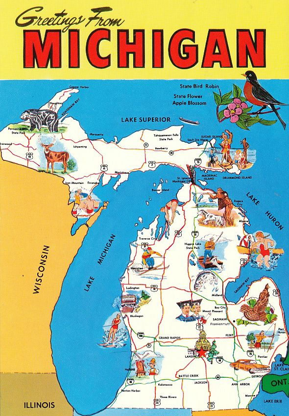 89 Best Usa Map Postcard Collection Images On Pinterest Postcards Maps And 50 States