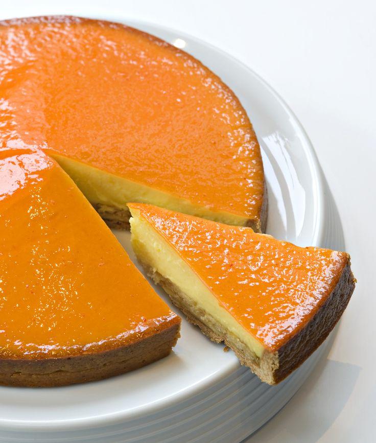 Tarte à l'orange by Philippe Conticini