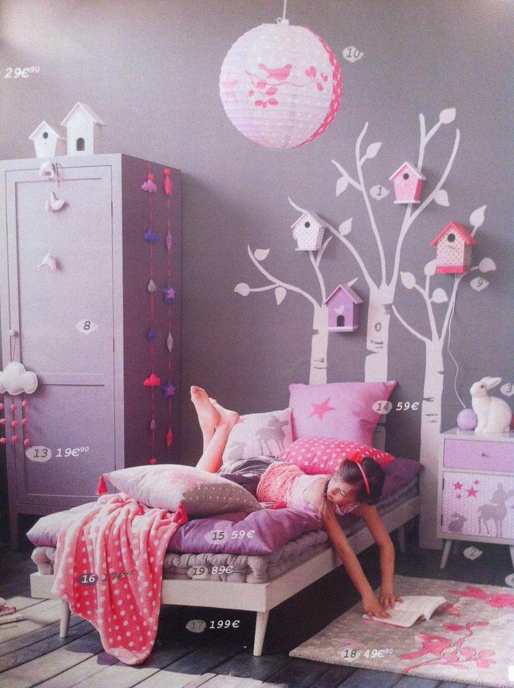 10 best futur chambre pour ma fille images on pinterest. Black Bedroom Furniture Sets. Home Design Ideas