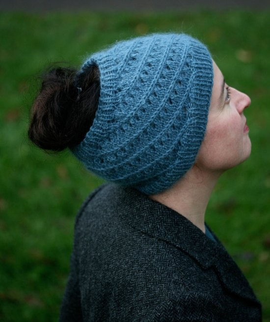 I'm going to make this if I keep my hair long this winter.