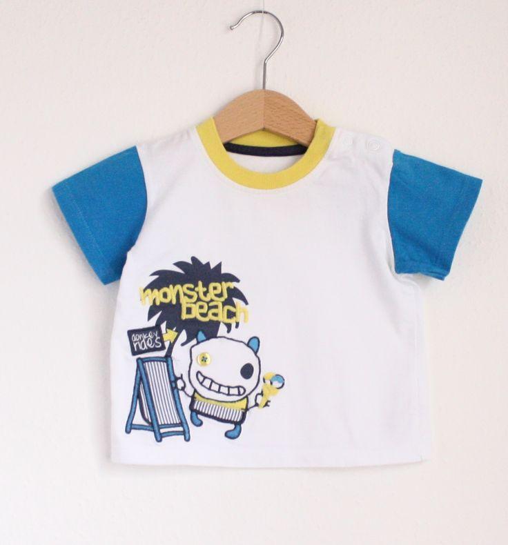 Marks & Spencer szörnyes póló (72)