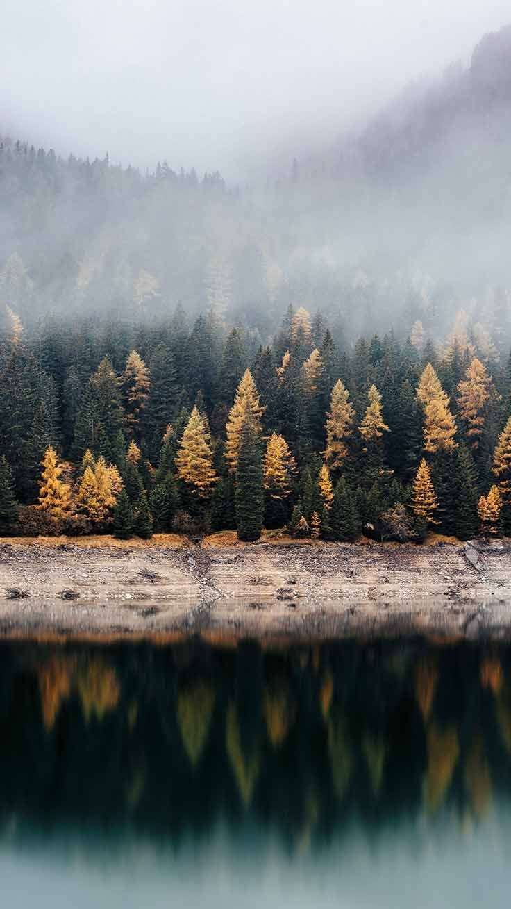 Find Your Zen With 21 Iphone Xs Max Wallpapers For Lake Lovers Preppy Wallpapers Nature Photography Landscape Scenery