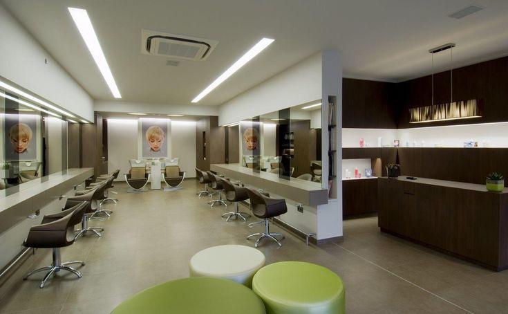 17 migliori idee su saloni di parrucchieri su pinterest for Vezzosi arredamenti