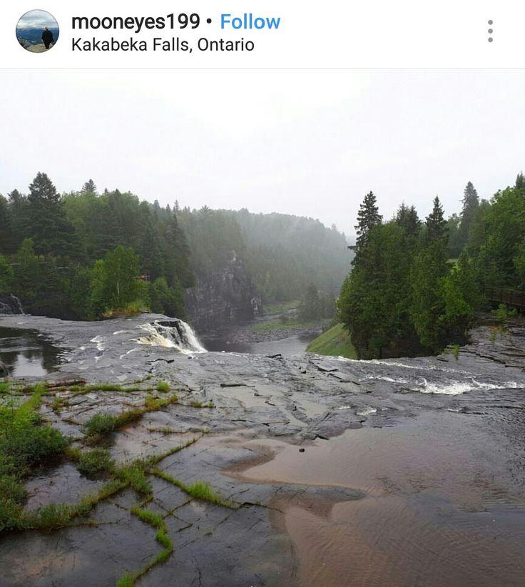Kakabeka Falls, Ontario parks