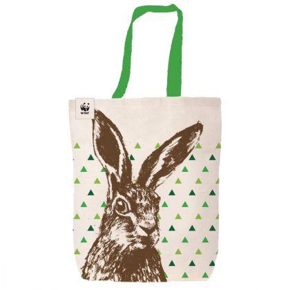 VIDA Tote Bag - White Rabbit Makeover by VIDA 0PKwuJGxIO