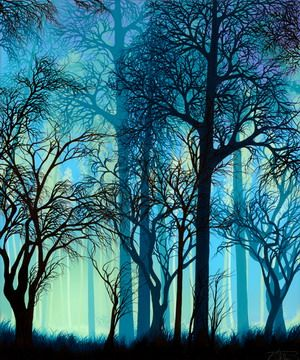17 Best Images About Trees On Pinterest Folk Art