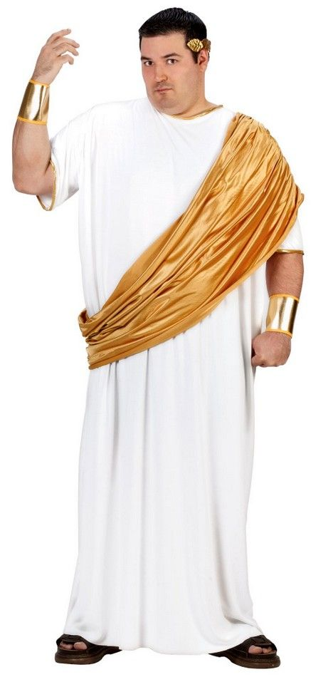 Hail Caesar Costume Plus Size - Candy Apple Costumes