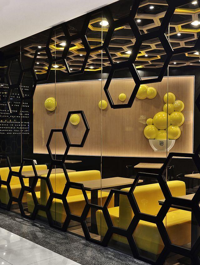 Rice Home Restaurant Guangzhou AS Design Studio | interior design, home decor, restaurant, luxury. More news at http://www.bocadolobo.com/en/news-and-events/