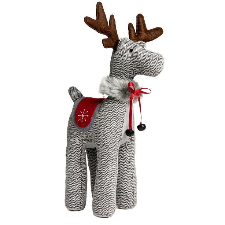 Best 25 wilko christmas ideas on pinterest top toddler wilko nordic large tweed stag orn solutioingenieria Gallery