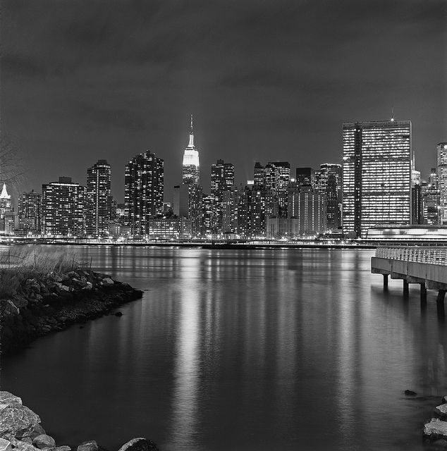 Long exposure of 60 seconds on Fuji Neopan Acros 100 film developed in Xtol at for 10 minutes.