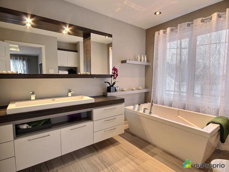Les 25 meilleures id es de la cat gorie salle de bains for Buro plus laval