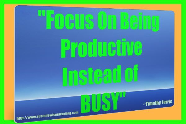 "Focus on Being Productive Instead of BUSY"" Be production proactive with your passion for freedom, rather than just busy! (scheduled via http://www.tailwindapp.com?utm_source=pinterest&utm_medium=twpin&utm_content=post93025609&utm_campaign=scheduler_attribution)"