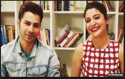 Varun And Anushka Did An Outdated Movie Needle Thread Made In India