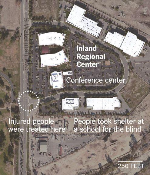 Shooting in San Bernardino Kills at Least 14, Wounds 17 - The New York Times