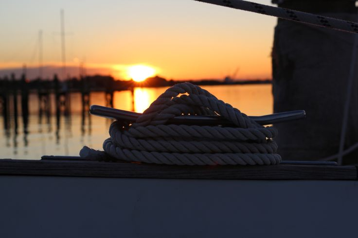 Norfolk Virginia Sunset