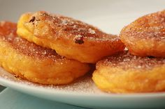 Lunch box snack of the week: Pumpkin fritters