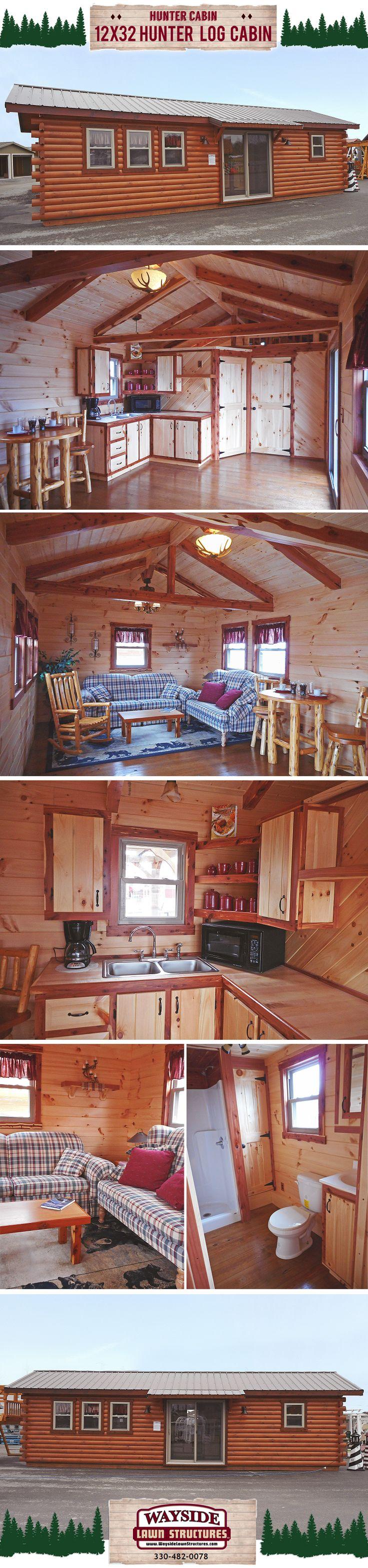 Model log homes in ohio