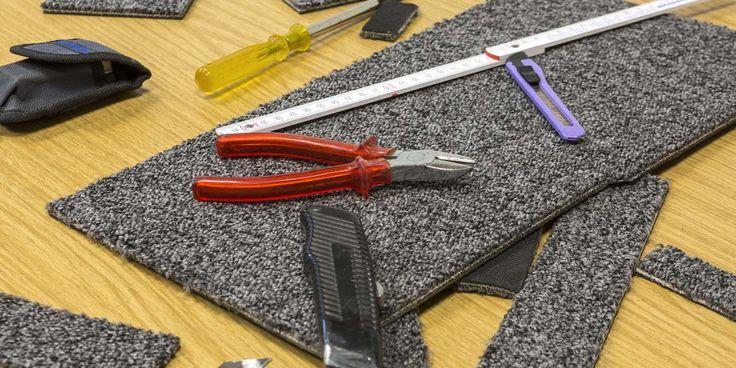 Die Rückseite des Teppichboden ist mit einer speziellen Beschichtung versehen, die aus verschiedenen Materialien bestehen kann. Das sind beispielsweise