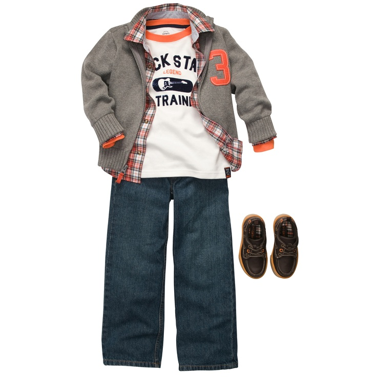Wish I had a boy to dress up I have two girls although its fun dressing them, I still love little boy clothes.