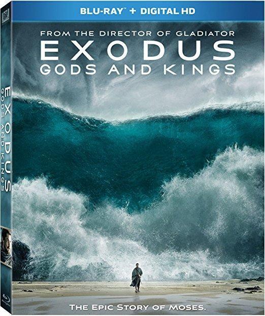 Christian Bale & John Turturro - Exodus: Gods & Kings