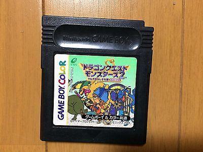 Dragon Quest Monsters 2 Game Boy Japan Nintendo Enix DQM