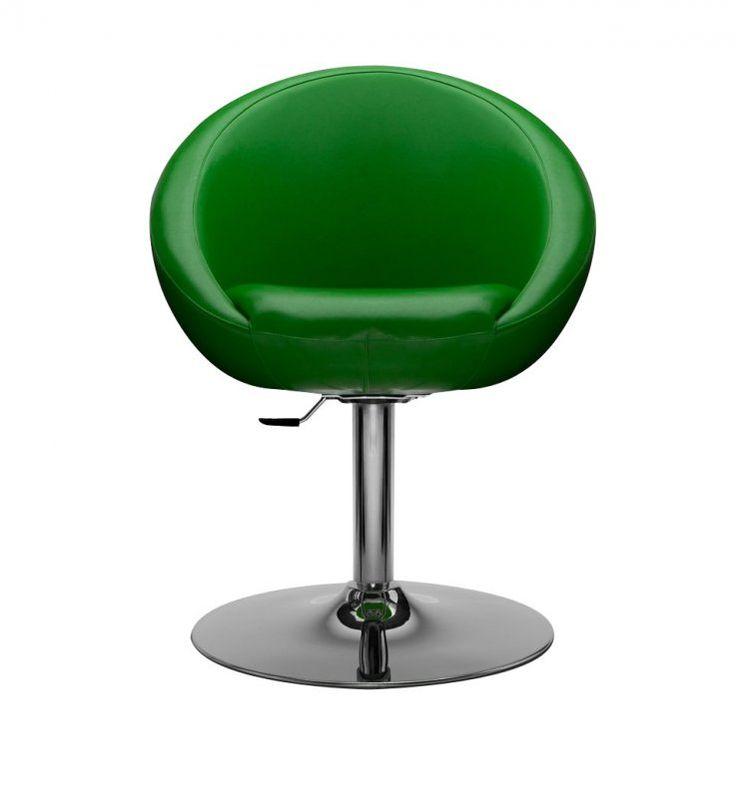 Fotel LOBO skóra naturalna / chrom ● Marbet Style ● Myin.pl