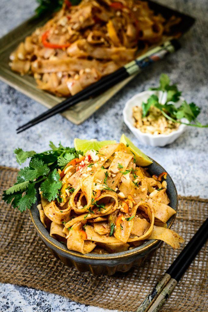 Un plato fácil de preparar, de sabores intensos y adictivos, pero a la vez es una forma saludable de comer pasta.