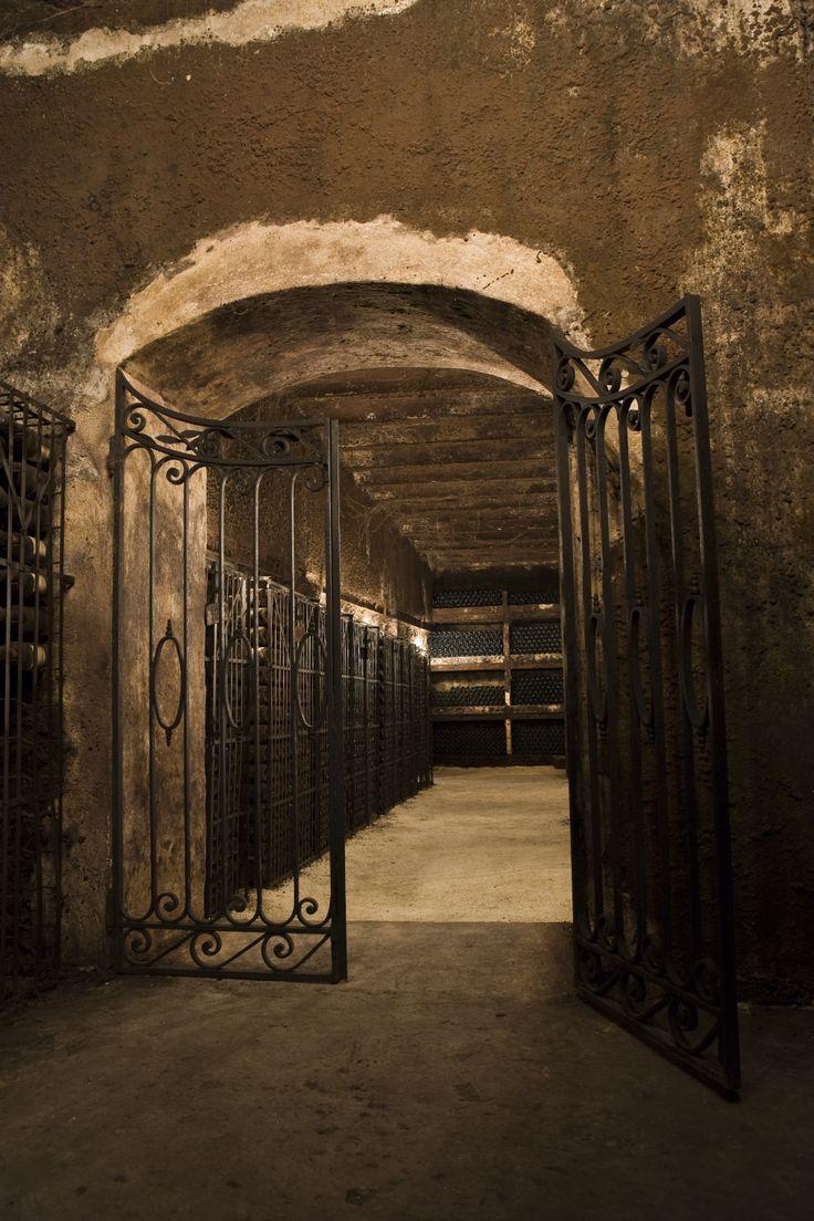 #vin Château La Nerthe Vinothèque