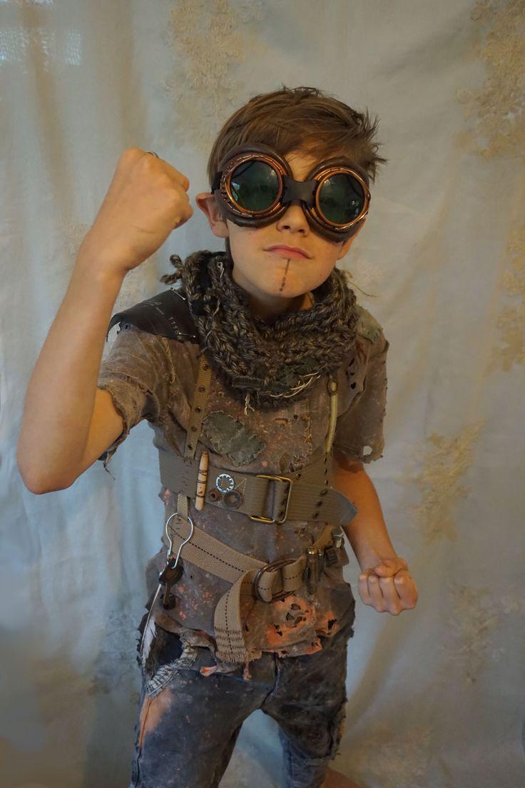 apocalyptic road warrior - photo #23