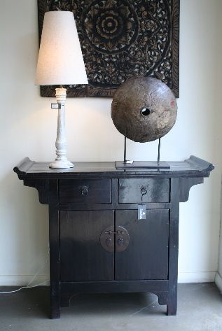 Orient House - A beautiful 2 drawer Beijing Alter Cabinet.