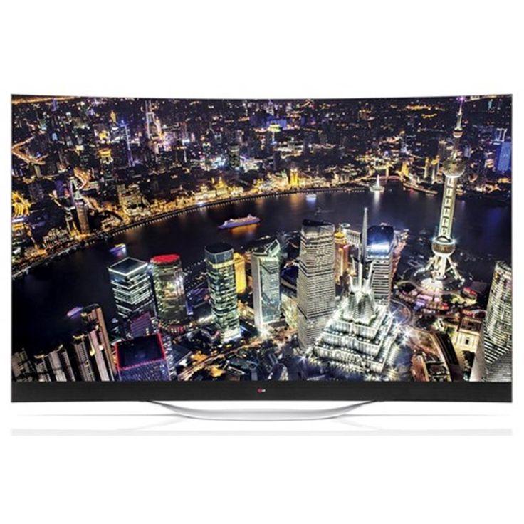 LG 55EC930V CURVED OLED CINEMA 3D SMART Televizyon