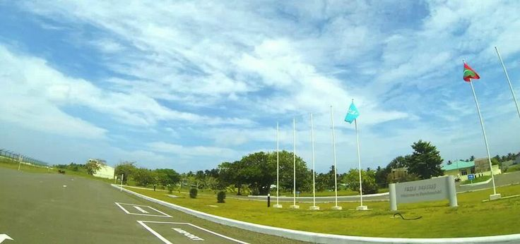 Fuvahmulah is 494km from Ibrahim Nasir International Airport and to reach the island is by daily scheduled domestic flights which takes approximately 1hr to reach.