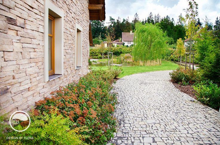 #landscape #architecture #garden #path  #trees