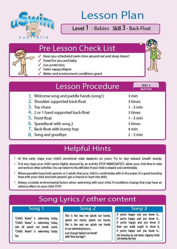 kids business plan lesson