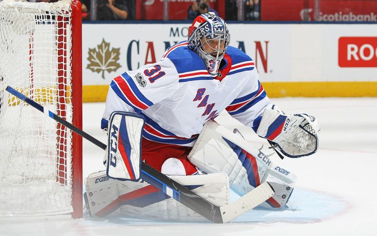 Ondrej Pavelec hasn't played many games this season, but that will change in the next few weeks when the Rangers play some back-to-backs.