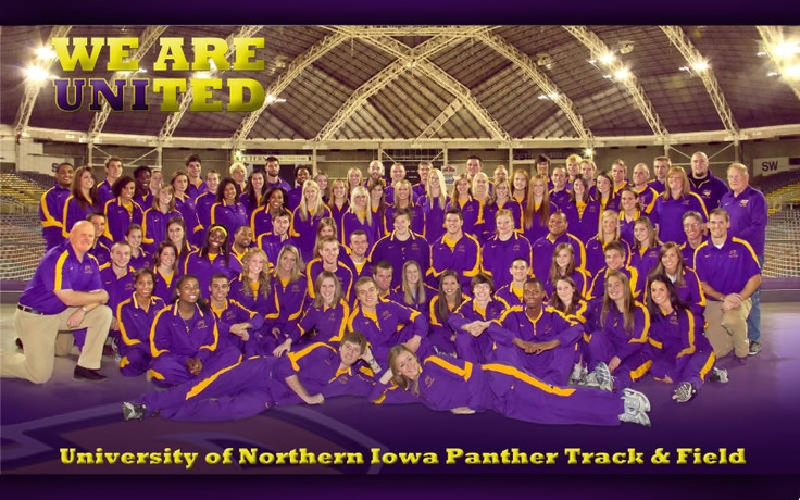 2012 Panther Track and Field