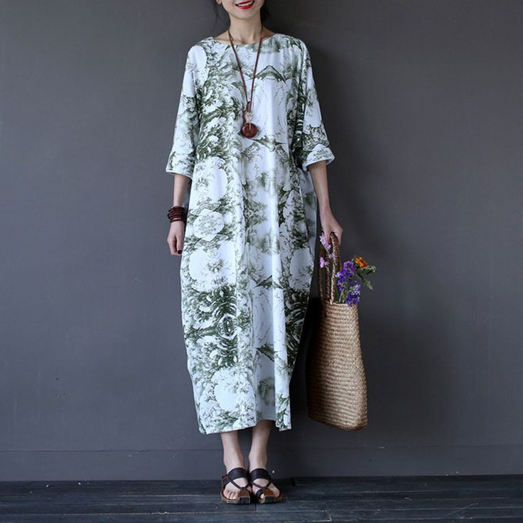 Such a beautiful floral dress for summerWhich isunexpectedisthatactuallyluxurycanalsobeamiableand easy to approach, and it can besubtlyandlow-keypresentedindetails, whichmakesyou feellikeaspring breeze  Don't miss it  click www.buykud.com