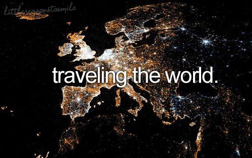 I love to Travel ♥Bucketlist, Europe, Dreams, World Maps, Before I Die, Travel, The Buckets Lists, Cities Lights, Country
