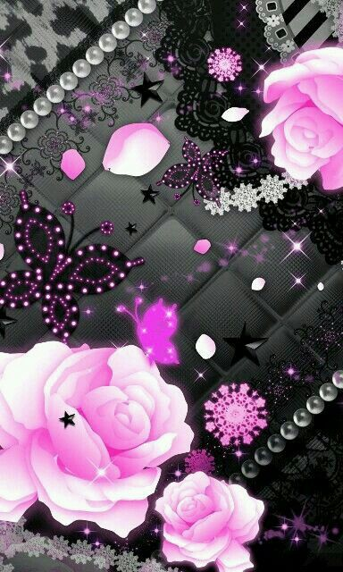 Pink, Black Wallpaper! | Abstract HD Wallpapers 2