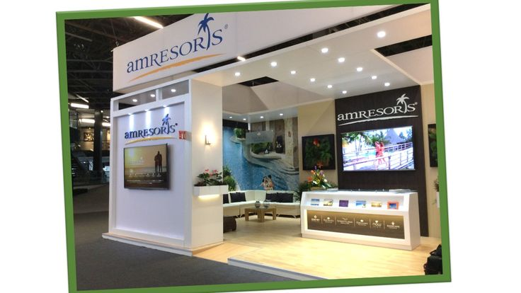 AM Resorts at Tianguis Turistico 2016, Mexico