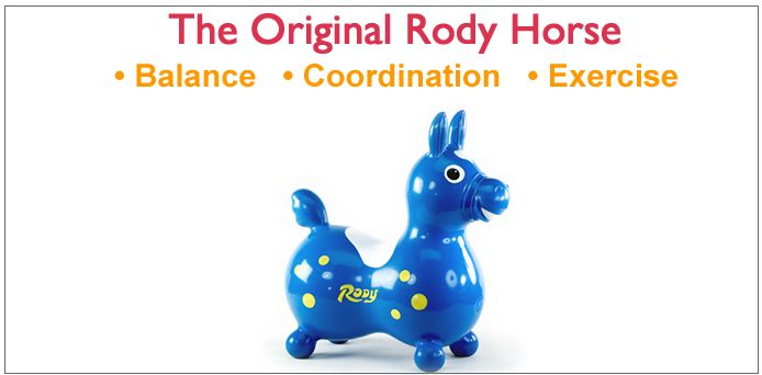 Rody | The original Rody Horse
